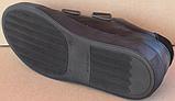 Кроссовки детские на липучках черные от производителя модель СЛТ05, фото 5