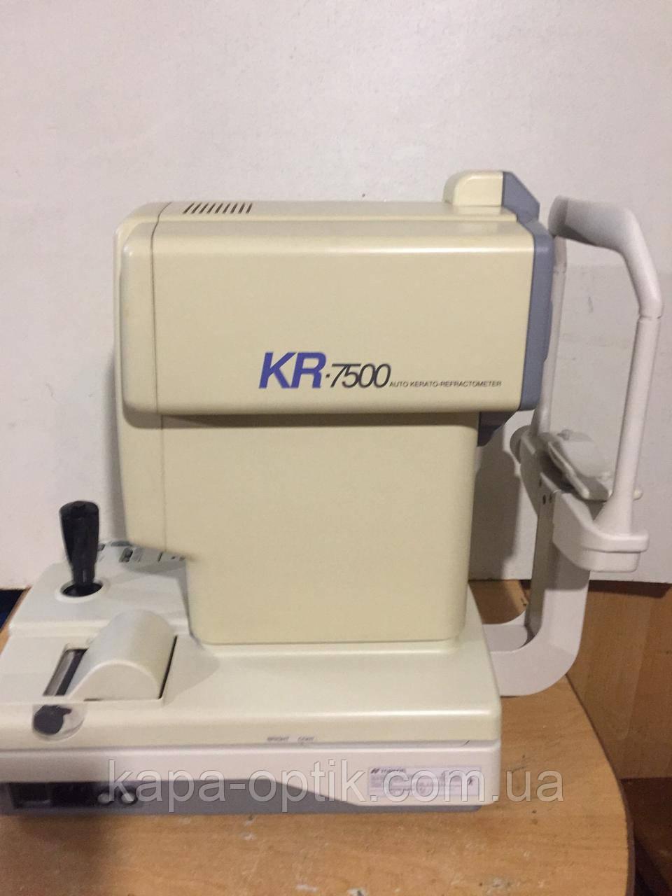 Авторефкератометр KR-7500