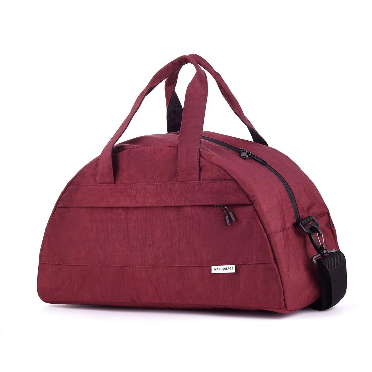 Дорожная сумка Wascobags Valencia Бордо (25 L)