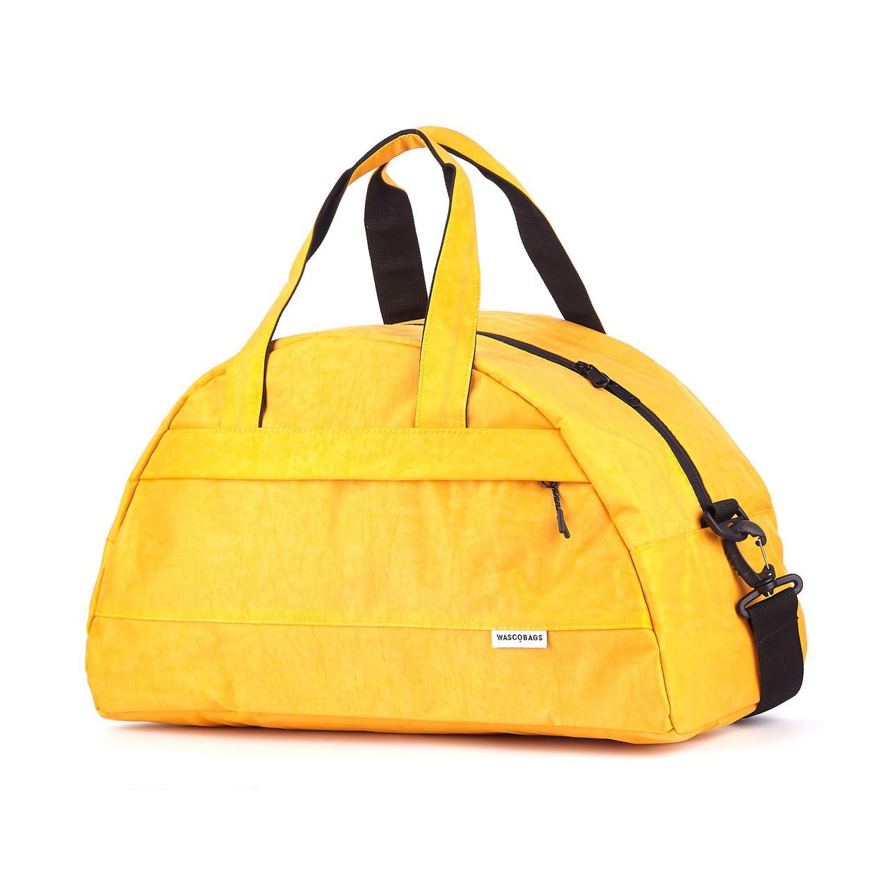 Дорожная сумка Wascobags Valencia Желтая (25 L)