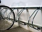 Велопарковка на 6 велосипедів Echo-6 Wall Польща, фото 5