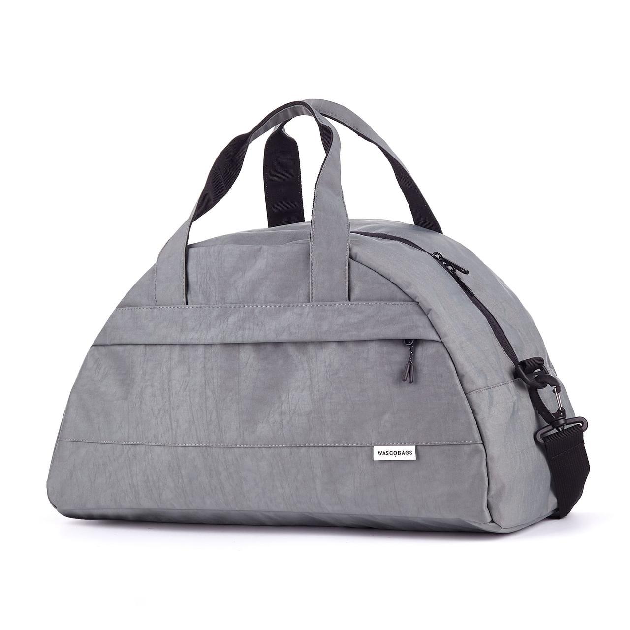 Дорожная сумка Wascobags Valencia Серая (25 L)