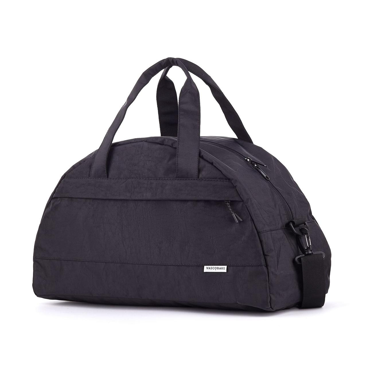 Дорожная сумка Wascobags Valencia Черная (25 L)