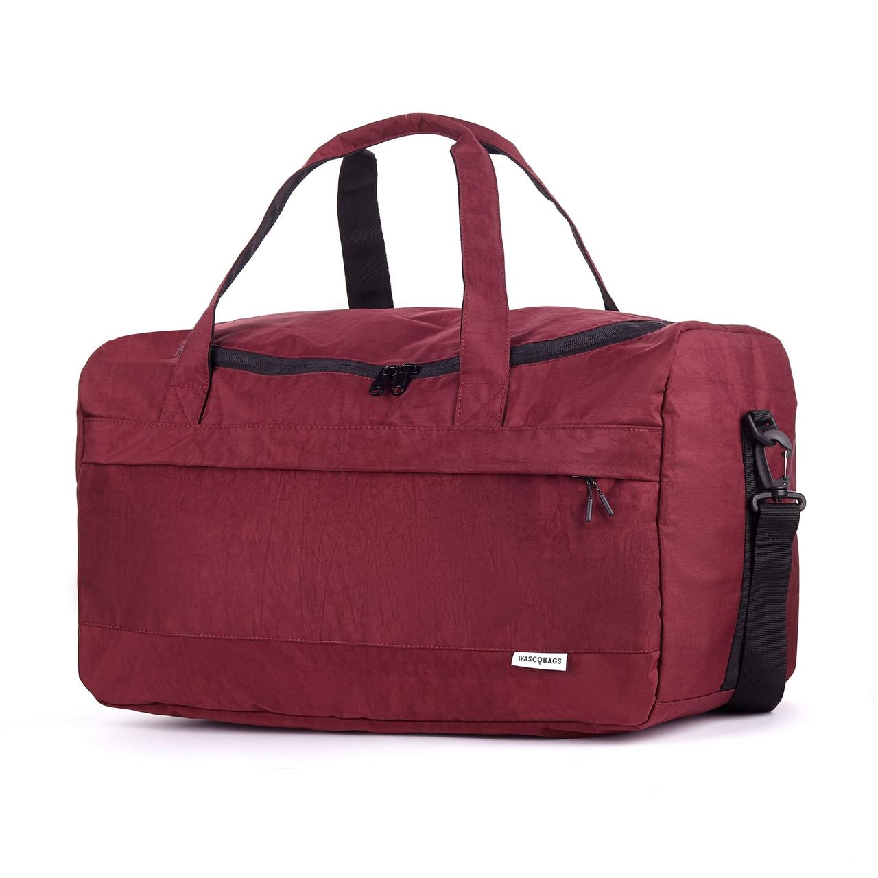 Дорожная сумка Wascobags Warsaw Бордо (34 L)