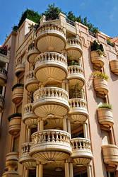 Изготовление колонн и балюстрад для современных зданий