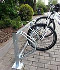 Велопарковка на 6 велосипедів Echo-6 Pion Польща, фото 2