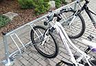 Велопарковка на 6 велосипедів Echo-6 Pion Польща, фото 3