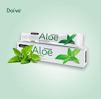 Натуральная зубная паста с алоэ вера Dai Ve Aloe Vera Отбеливающая Антибактериальная для гигиены полости рта