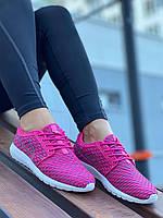 Кроссовки женские (ПЕНА) 8 пар в ящике розового цвета 36-41, фото 3
