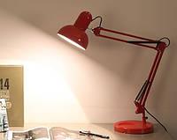 Настольная лампа MT-810 на струбцине и настольной подставке