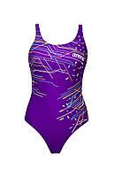 Купальник подростковый для плавания Arena 2151-1 Фиолетовый