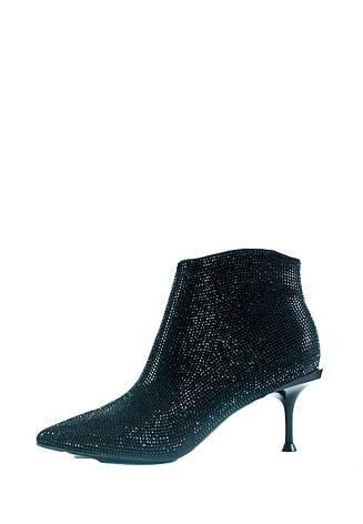 Ботильйони жіночі Allshoes чорний 21065 (36), фото 2