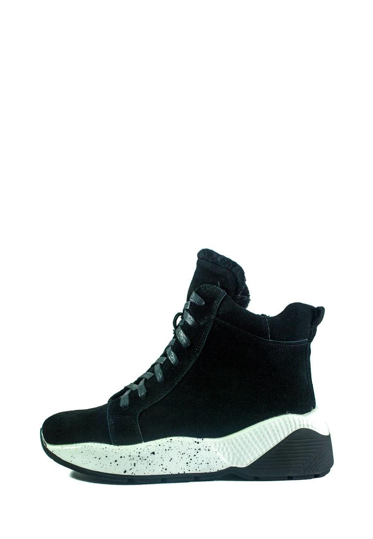 Черевики зимові жіночі Lonza чорний 21038 (40)