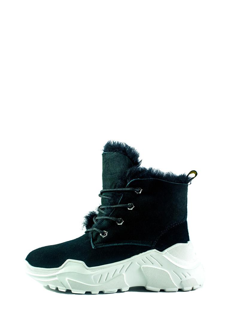 Черевики зимові жіночі Sopra чорний 21061 (36)