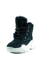 Черевики зимові жіночі Sopra чорний 21061 (36), фото 3