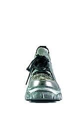 Черевики демісезон жіночі Allshoes срібний 21079 (36), фото 2