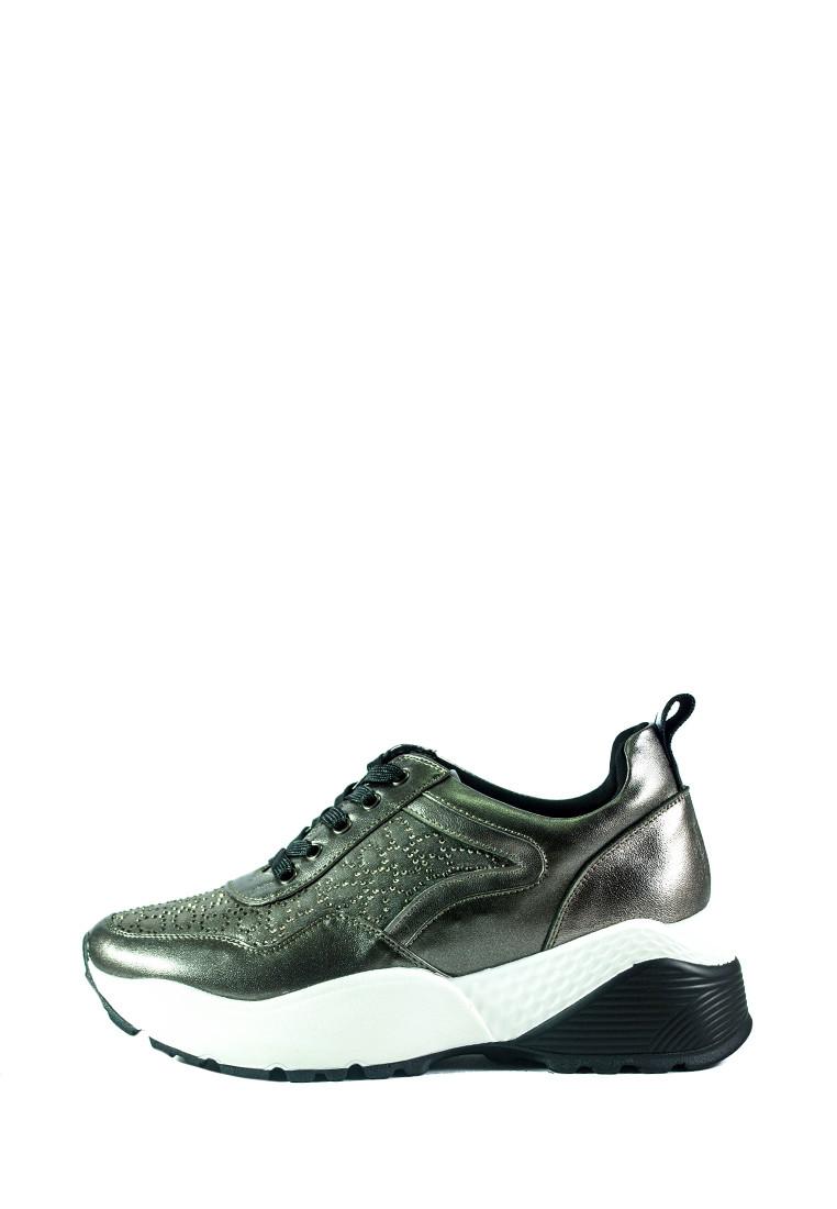 Кросівки жіночі Allshoes бронзовий 21081 (36)