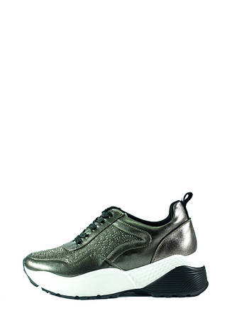 Кросівки жіночі Allshoes бронзовий 21081 (36), фото 2