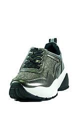 Кросівки жіночі Allshoes бронзовий 21081 (36), фото 3