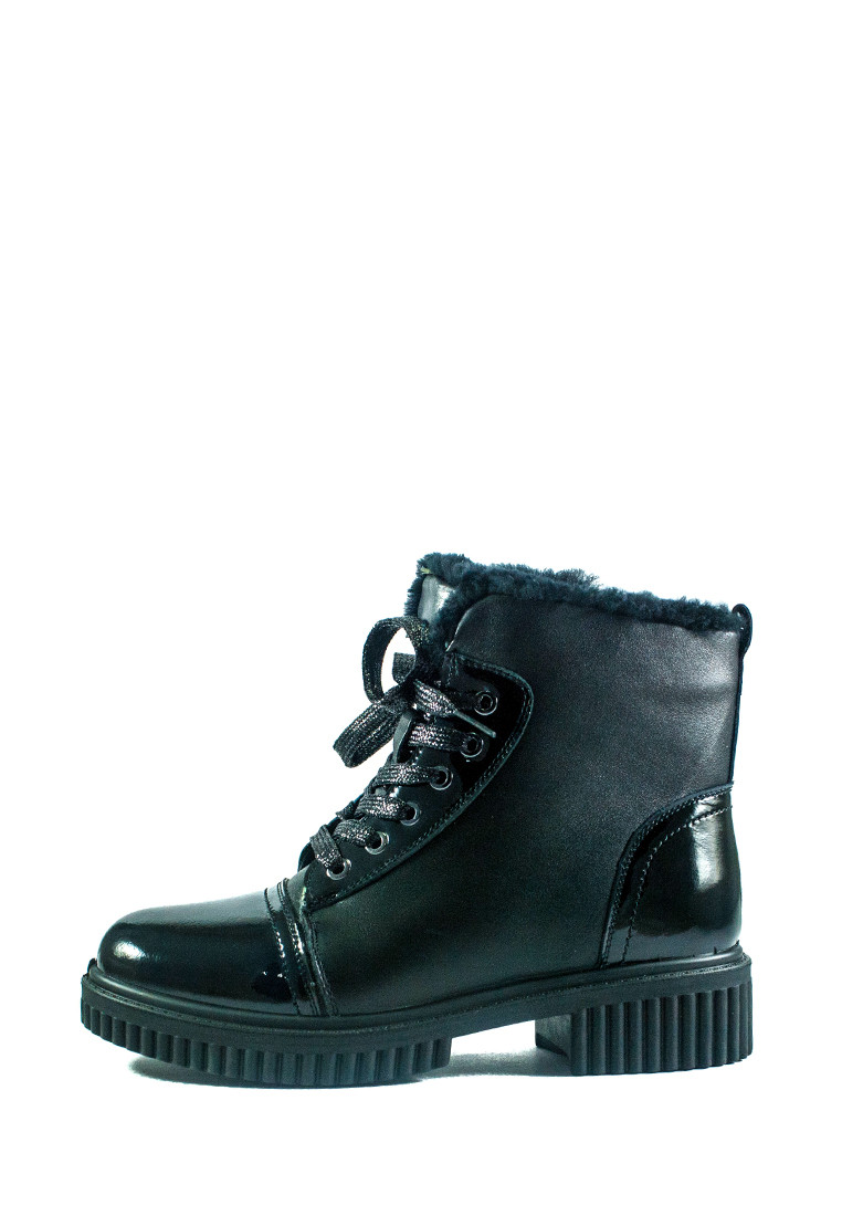 Ботинки зимние женские Lonza СФ 80360-19-1A черные (38)