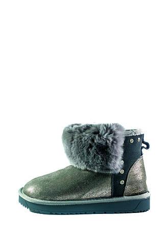 +, + 36121063, + 36121063, + 3220416, +  , +  , + Вид обуви Угги, + Серый, + Натуральная замша, + Зима, фото 2