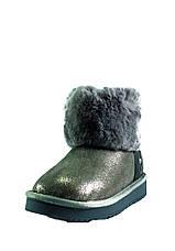+, + 36121063, + 36121063, + 3220416, +  , +  , + Вид обуви Угги, + Серый, + Натуральная замша, + Зима, фото 3