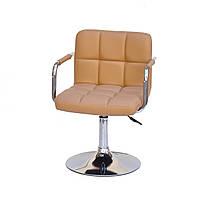 Кресло для мастера Arno ARM ЭКО CH-BASE, кофе