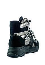 Черевики зимові жіночі Lonza метал 21040 (36), фото 2