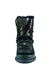 Черевики зимові жіночі Allshoes чорний 21076 (36), фото 2
