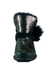 Черевики зимові жіночі Allshoes чорний 21074 (36), фото 2