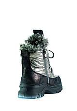 Черевики зимові жіночі Lonza срібний 21042 (36), фото 2