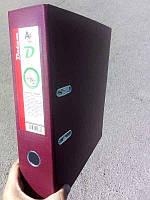 Папка сегрегатор 7см бордовый DATUM