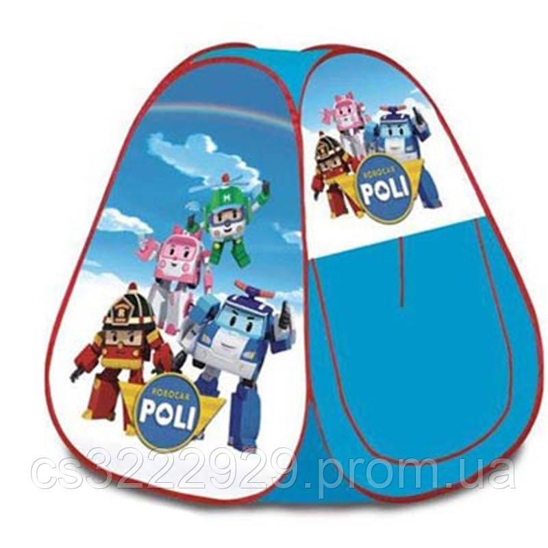 Палатка Robocar POLI в сумке 100*90*90  999E-65A