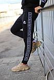 Спортивный костюм чёрный Kappa, фото 5