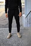 Спортивный костюм чёрный Kappa, фото 9