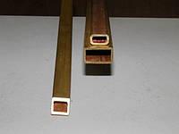 Трубы медные квадратные,прямоуг.и плоскоовальные от 2х2х0,5мм до 50х50х1-3мм САЙТ pipeinnovation.com