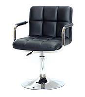Кресло для мастера Arno ARM ЭКО CH-BASE, черный