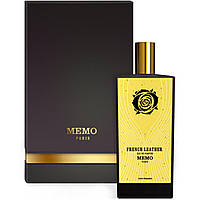 Memo French Leather edp 75 ml. лицензия