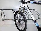 Велопарковка на 4 велосипеди Echo-4 Wall Польща, фото 3