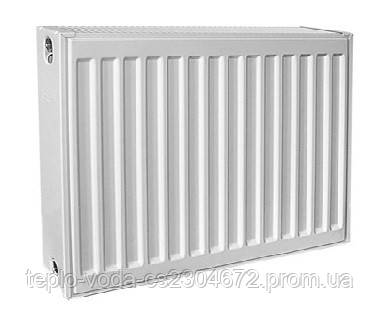 Радиатор стальной Krakow 300х1000 22 тип боковое подключение