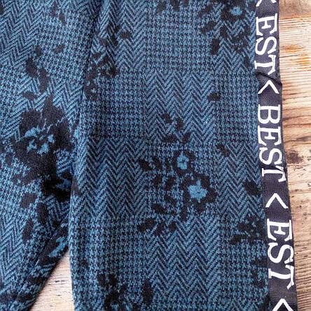 Детские стильные брюки для девочки на 8 лет, фото 2
