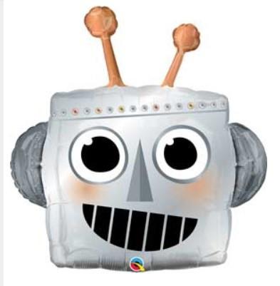 """Q 35"""" Робот, В УП"""