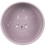 "Миска""Junior""(керамика) для щенка, TRIXIE , 0.8л/16см, фото 4"