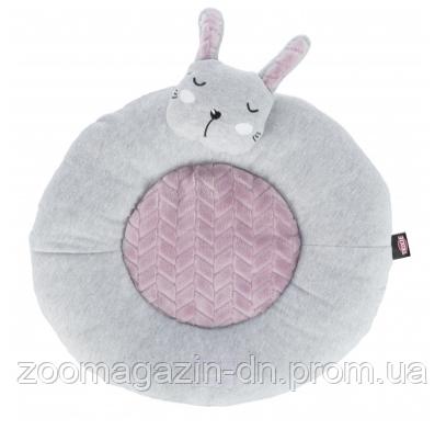 """Лежак-кролик""""Junior"""", TRIXIE, 40см,серый/сереневый"""