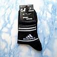 Носки мужские черные спортивные размер 41-45, фото 2