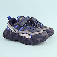 Детские кроссовки для мальчика синие тм Tom.M размер 27,28,29