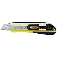 "Нож монтажный Stanley ""FatMax Cartridge"" выдвиж. лезвие шириной 18мм, L=180мм. (0-10-481)"