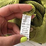 Вязанный комбинезон на девочку 11. Размер 56 см, 62 см, 68 см, фото 2