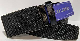 Ремень мужской брючный с зажимной пряжкой, Coliberi. Арт.: RMBZZ0002-35