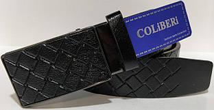 Ремень мужской брючный с зажимной пряжкой, Coliberi. Арт.: RMBZZ0003-35
